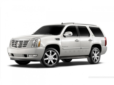 Chevrolet Escalade White