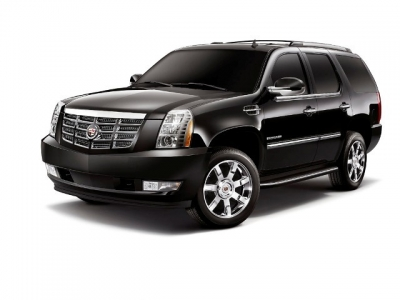 Chevrolet Escalade Black